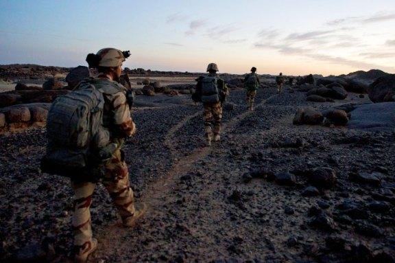 Mali Fighting
