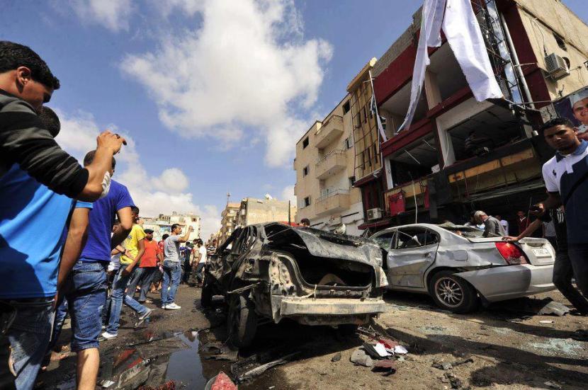 Benghází 13.5.2013