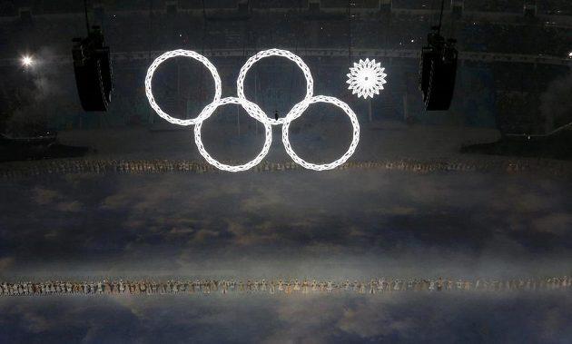 Obrázek, nad kterým naši reportéři nejvíce jásali - neotevřel se napoprvé jeden kruh.