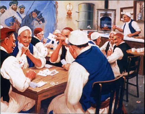 Awad Obeida: Arabská káva