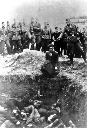 Zločiny Hitlerovců na Ukrajině