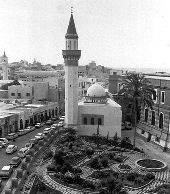 mešita tripolis