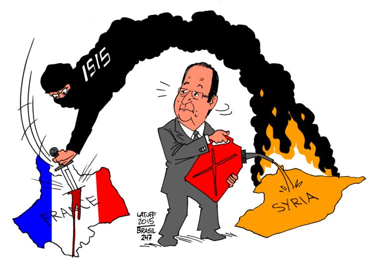 francie syrie