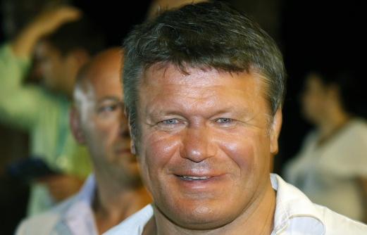 Herec Oleg Taktarov